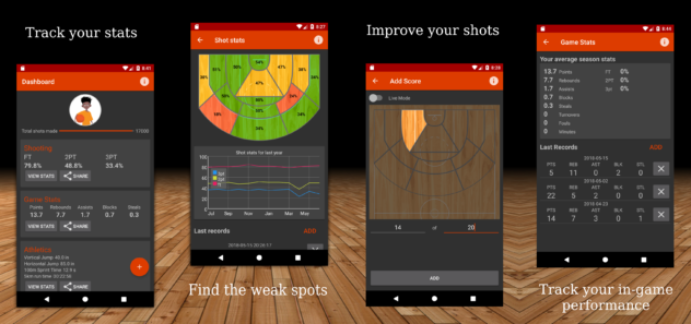 best basketball android app
